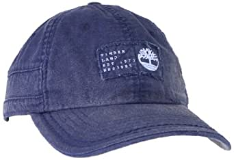 Timberland Men's Ball Cap, Navy, One Size
