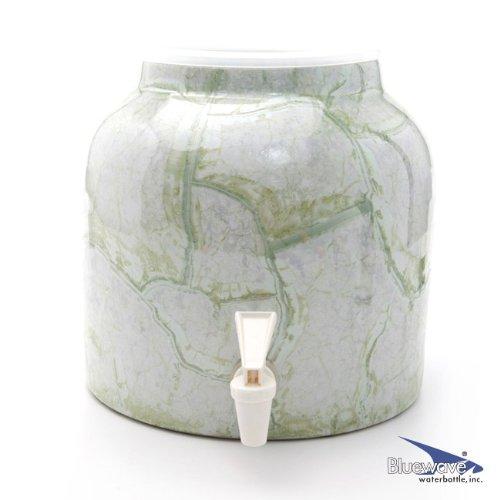 3 gallon ceramic water dispenser - 6