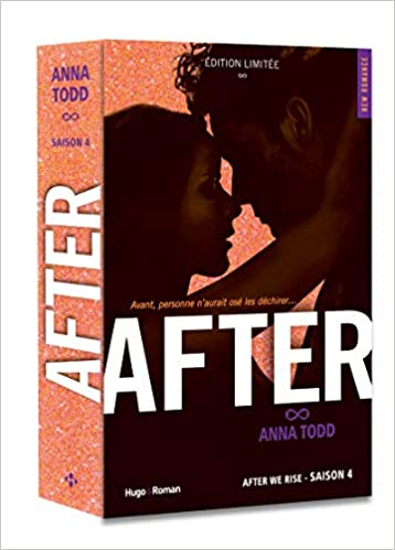 After Tome 4 After We Rise Edition Limitee Anna Todd