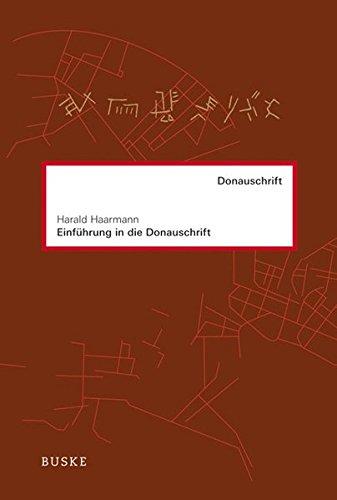 Einführung in die Donauschrift