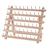Milward Wooden 60 Spool Holder Rack