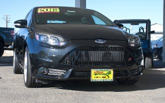 2013-2014 Ford Focus ST Sto-N-Sho Removable Take Off Front License Plate Frame Bracket Big Mike/'s Performance Parts SNS19