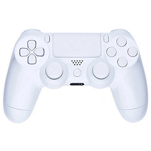 Mod Freakz PS4 Controller Shell/Buttons White Polished