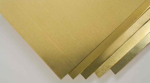 Bestselling Brass Shims & Shim Stock