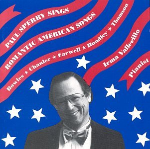 Price comparison product image Paul Sperry Sings Romantic American Songs