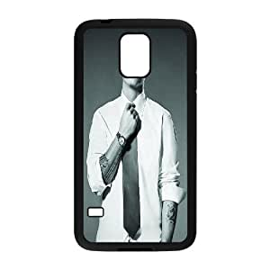 James-Bagg Phone case Singer Eminem Marshall Mathers Protective Case For Samsung Galaxy S5 Style-11