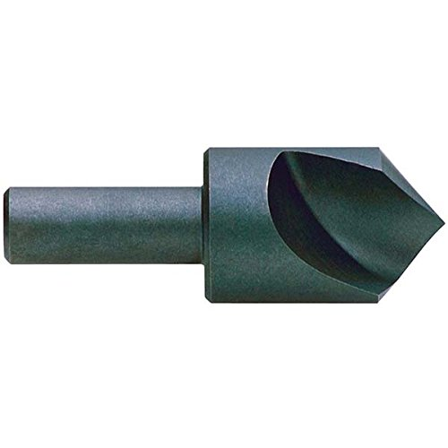 KEO 53128-01 Single Flute Countersink, High Speed Steel, 82 Degree Cutting Angle, 1/2'' Body Diameter by KEO Cutters