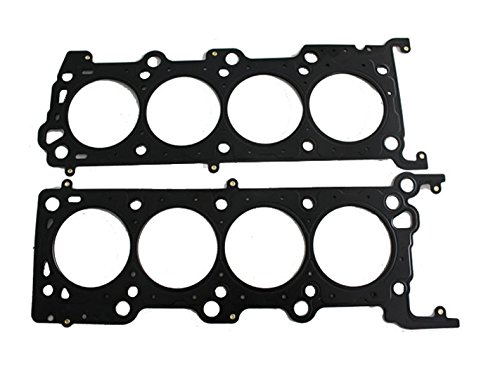 MLS Head Gasket Set Kit Fix For 1997-1999 Ford F150 F250 F350 Super Duty E150 E250 E-350 Econoline Lincoln Navigator 5.4L V8 VIN Codes L Z M Multi-layered Steel