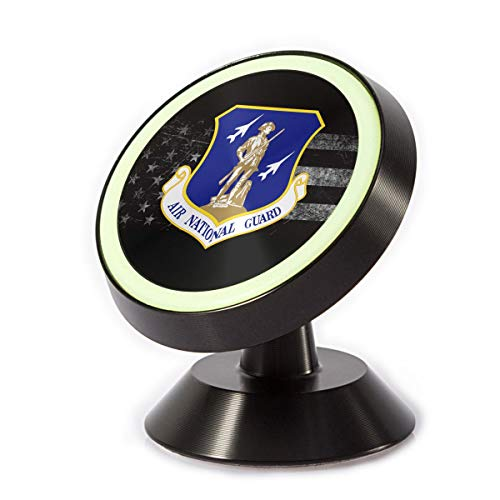 POWERTIGER G Universal Magnetic Phone/GPS Suction Cup Mount - United States Air Force National Guard