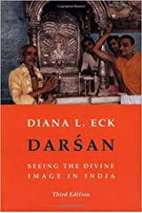 Darsan Seeing the divine Image in India Paperback