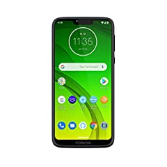 """Meet Moto G7 Power with Alexa. With a 6.2"""" HD+ Max Vision display, 19:9 aspect ratio, AI powered camera software, and a long-lasting battery, it's impressive any way you look at it. Double press the power button to just ask, and Alexa will re..."""
