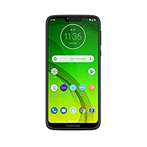 Moto G7 Power with Alexa – Unlocked – 32 GB – Marine Blue