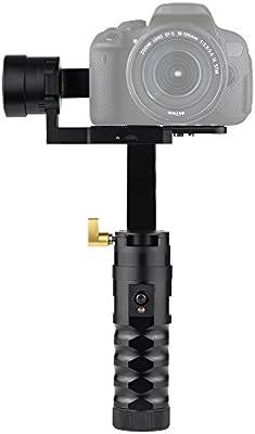 Andoer AFI VS-3SD - Estabilizador de cardán de Mano para cámara ...