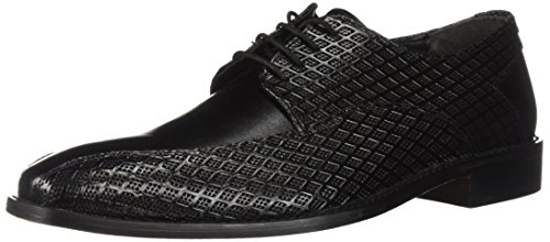 Image of Stacy Adams Men's Gianluca Bike-Toe Lace-Up Oxford