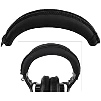 SONY MDR-V6, MDR-V600, MDR-V900, MDR-Z600, MDR-7506, MDR-7509, MDR-CD900ST, MDR-NC500D Headphones Replacement Headband Cover/ Headband Protector Repair Parts / Easy DIY Installation No Tool Needed