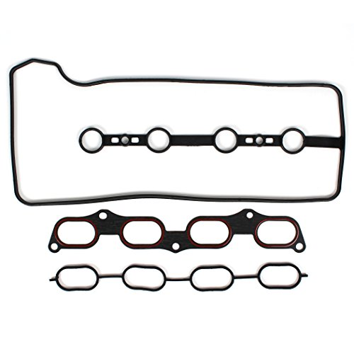 (New VCG700 Engine Valve Cover Gasket Set w/Spark Plug Tube Seal & Intake Manifold Gasket Set)