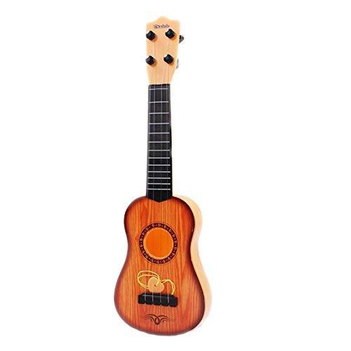 Guitare pour jouet pour enfants Youkiri Instruments de musique Guitare pour enfants Jouets débutants