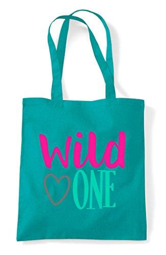 Shopper Best Emerald Tote Wild Bag Friends Matching Bff One Statement wBxqp86I