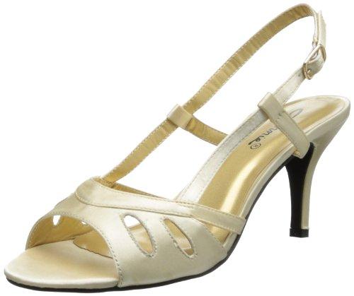 Chaussures Annie Femmes Sandale Ivoire