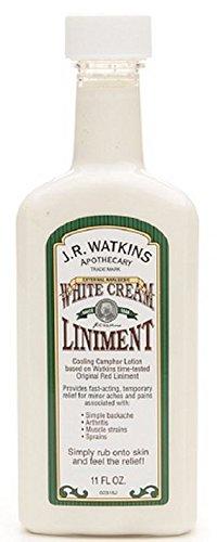 Wht Cream Liniment 11oz