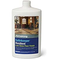 Armstrong Satinkeeper Low Gloss Floor Finish 32oz