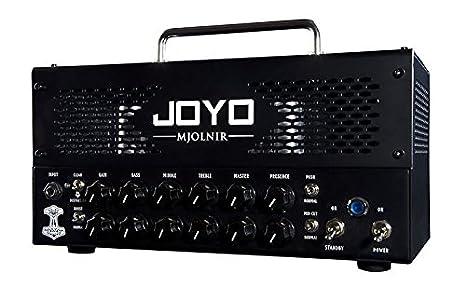 Joyo JMA-15 Mjolnir Alta Ganancia Canal 2 Amplificador De ...