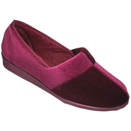 Comfylux Jessie / Pantofole Da Donna / Pantofole Da Donna Classiche Heather