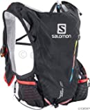 Salomon Advanced Skin S-Lab 5-liter Hydration Pack: Aluminum/Red/Black; MD/LG, Outdoor Stuffs