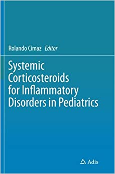 Book Systemic Corticosteroids for Inflammatory Disorders in Pediatrics