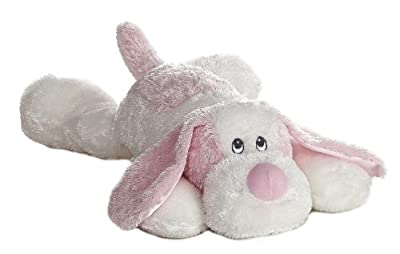 Aurora World Lying Dafney 13 Plush Dog Pink by Aurora World