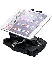 Linghuang Inklapbare telefoonhouder voor tablet, met afstandsbediening, drone, voor DJI Mini SE/Air 2S/Mavic Air 2/Mavic Mini/Mavic Pro/Mavic Air/Spark (zwart)