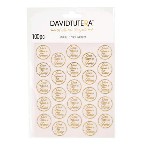 Shower Cinderella Invitations - 200 David Tutera Once Upon a Time Seals Gold Wedding Invitation Favors
