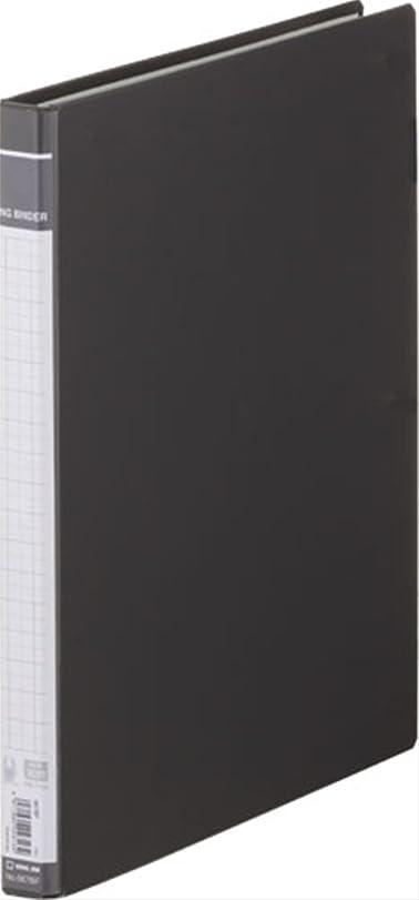 テクニカルテスピアン未払いエトランジェディコスタリカ バインダー ミニ 6穴 透明PP TRP-08-01