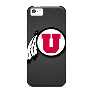 New Arrival Case Cover With ZkDIoZG5976tWZwn Design For Iphone 5c- Utah Utes