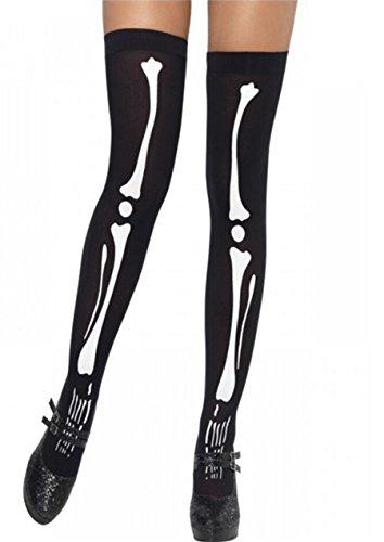 Punk Pictures Halloween Rock Of Costumes (Halloween Ghost Skeleton Bone Bodystocking Plus Size Bodysuit Gloves Skeleton Bone Bodystocking)