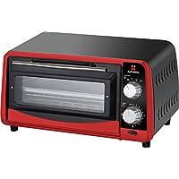 ROT-BK Mini four à pizza avec minuteur 9 l 800 W