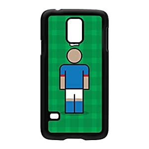 Japan Black Hard Plastic Case for Samsung? Galaxy S5 by Blunt Football International + FREE Crystal Clear Screen Protector