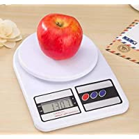 QERINKLE® Digital Kitchen Weighing Machine Multipurpose Electronic Weight Scale with Backlit LCD Display for Measuring Food, Cake, Vegetable, Fruit