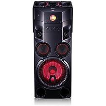 LG Electronics OM7560 1000W Hi-Fi Entertainment System (2016 Model)
