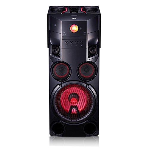 LG 1000W Hi-Fi Entertainment System Black OM7560