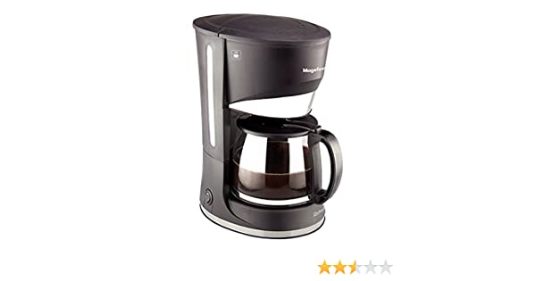 Magefesa 02CF3245000 Cafetera goteo 12 tazas Ristretto 800 W cups ...