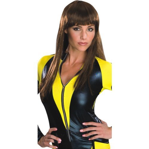 [Toynk Toys - Watchmen Silk Spectre Deluxe Adult Wig] (The Watchmen Silk Spectre Costume)
