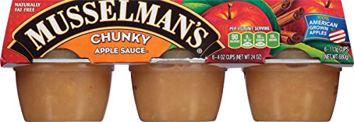 Musselman's Homestyle Chunky Applesauce, 4-Ounce Cups (Pack of 72) by Musselmans (Image #4)