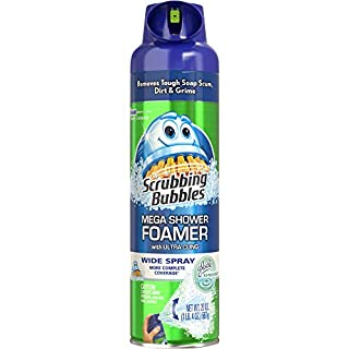Scrubbing Bubbles Mega Shower Foamer Rainshower, 20 OZ