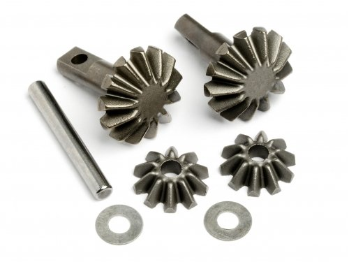 HPI Racing 82033 Differential Bevel Gear Set, E Savage