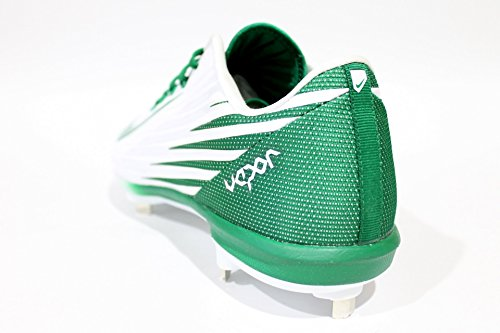 Pro NIKE pine white Baseball Low Men's green Lunar Metal Vapor Cleats RrnCrwtq