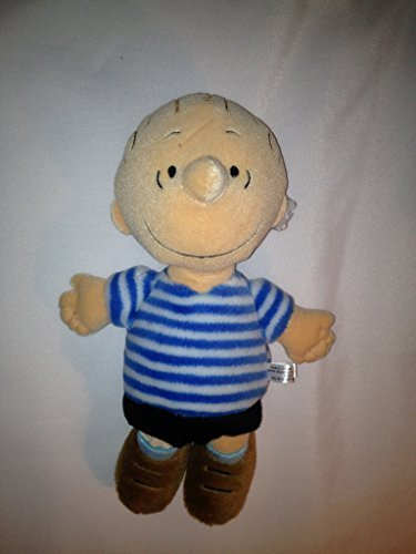 Peanuts Charlie Brown Snoopy Character Linus 11  Plush Doll