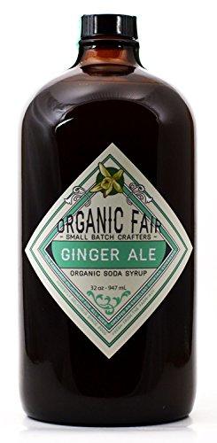 Organic Fair Ginger Soda Syrup product image