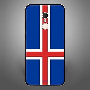 Xiaomi Redmi 5 Iceland Flag