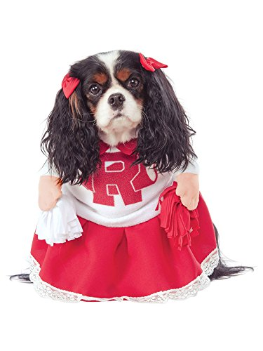 Rubie's Costume Co Grease 40th Anniversary Rydell High Cheerleader Pet Costume, Medium]()